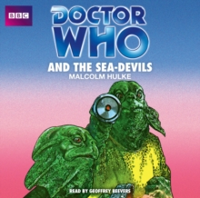 Doctor Who and the Sea-Devils, CD-Audio Book