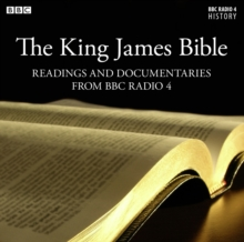 King James Bible, The: Readings from the New Testament, MP3 eaudioBook