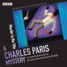Charles Paris: Murder in the Title : Charles Paris: Murder in the Title, eAudiobook MP3 eaudioBook
