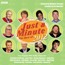 Just a Minute: The Best of 2012, CD-Audio Book