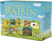 The Agatha Raisin Radio Drama Collection, CD-Audio Book