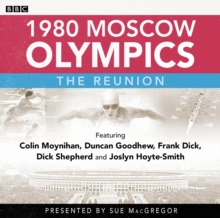 1980 Moscow Olympics : The Reunion, CD-Audio Book