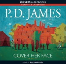 Cover Her Face, eAudiobook MP3 eaudioBook