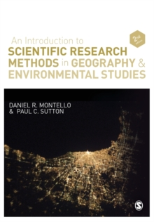 An Introduction to Scientific Research Methods in Geography and Environmental Studies, Paperback Book