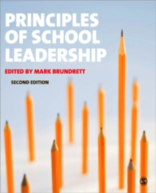 Principles of School Leadership, Paperback Book