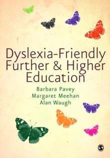 Dyslexia-Friendly Further and Higher Education, PDF eBook