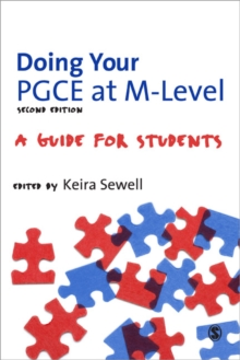 Doing Your PGCE at M-Level : A Guide for Students, Paperback Book