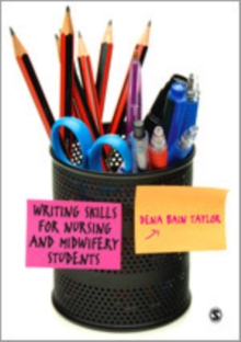 Writing Skills for Nursing and Midwifery Students, Hardback Book