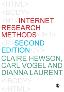 Internet Research Methods, Paperback / softback Book