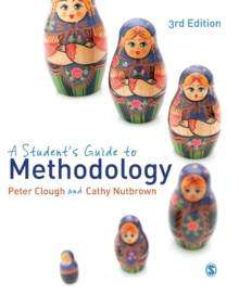 A Student's Guide to Methodology, Paperback / softback Book