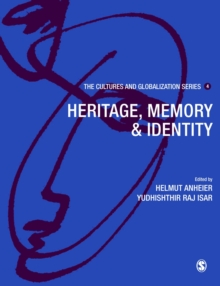 Cultures and Globalization : Heritage, Memory and Identity, PDF eBook