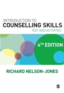 Introduction to Counselling Skills : Text and Activities, Paperback / softback Book