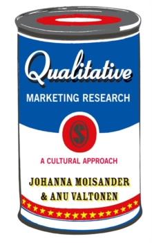 Qualitative Marketing Research : A Cultural Approach, EPUB eBook