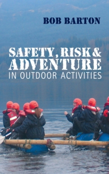 Safety, Risk and Adventure in Outdoor Activities, EPUB eBook
