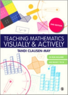 Teaching Mathematics Visually and Actively, Hardback Book