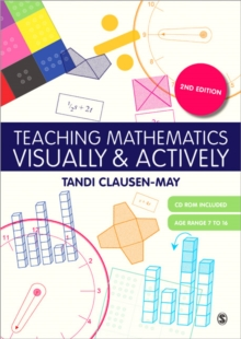 Teaching Mathematics Visually and Actively, Paperback Book