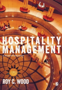 Hospitality Management : A Brief Introduction, Paperback Book