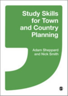 Study Skills for Town and Country Planning, Hardback Book