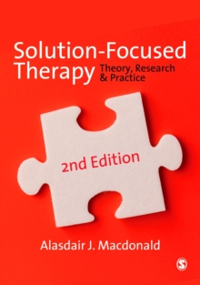 Solution-Focused Therapy : Theory, Research & Practice, PDF eBook