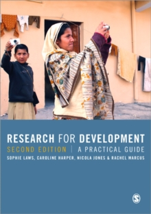 Research for Development : A Practical Guide, Paperback / softback Book