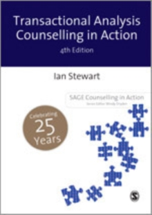 Transactional Analysis Counselling in Action, Hardback Book