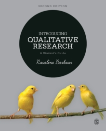 Introducing Qualitative Research : A Student's Guide, Paperback Book