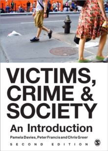 Victims, Crime and Society : An Introduction, Paperback Book