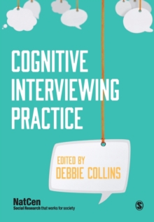 Cognitive Interviewing Practice, Paperback Book