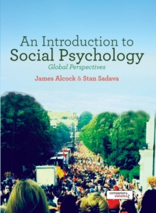 An Introduction to Social Psychology : Global Perspectives, Paperback / softback Book