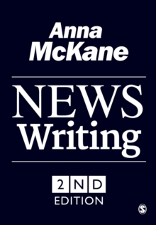 News Writing, Paperback Book