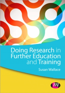 Doing Research in Further Education and Training, Paperback Book