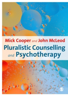 Pluralistic Counselling and Psychotherapy, EPUB eBook