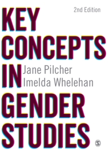 Key Concepts in Gender Studies, Paperback / softback Book