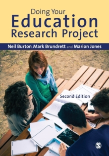 Doing Your Education Research Project, Paperback Book