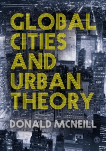 Global Cities and Urban Theory, Paperback Book