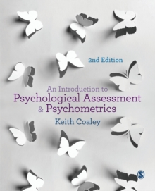 An Introduction to Psychological Assessment and Psychometrics, Paperback Book