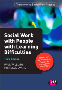 Social Work with People with Learning Difficulties, Paperback / softback Book