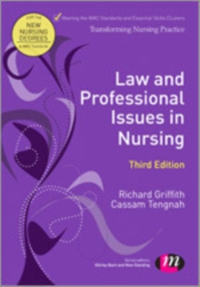Law and Professional Issues in Nursing, Paperback Book