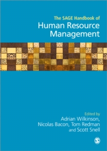 The Sage Handbook of Human Resource Management, Paperback Book