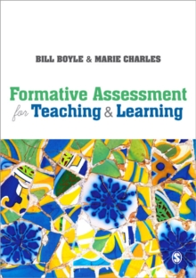 Formative Assessment for Teaching and Learning, Paperback Book