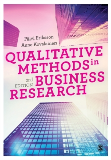 Qualitative Methods in Business Research, Paperback / softback Book