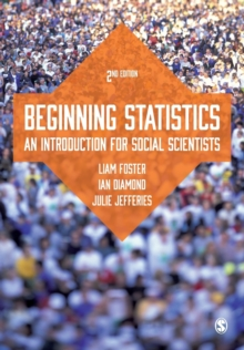 Beginning Statistics : An Introduction for Social Scientists, Paperback / softback Book