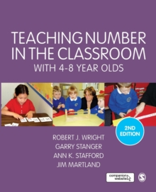 Teaching Number in the Classroom With 4-8 Year Olds, Paperback Book