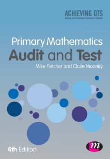 Primary Mathematics Audit and Test, Paperback / softback Book