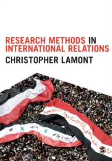 Research Methods in International Relations, Paperback Book