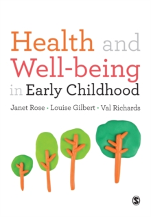 Health and Well-being in Early Childhood, Paperback / softback Book
