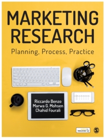 Marketing Research : Planning, Process, Practice, Paperback Book