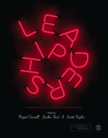 Leadership : Contemporary Critical Perspectives, Hardback Book