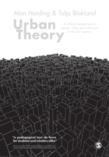 Urban Theory : A critical introduction to power, cities and urbanism in the 21st century, Paperback / softback Book
