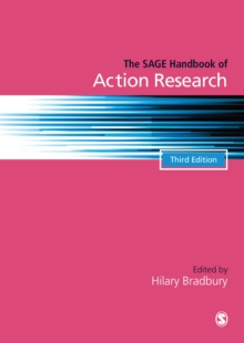 The Sage Handbook of Action Research, Hardback Book
